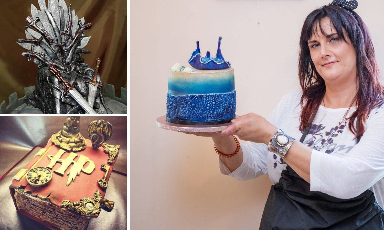 Marijela sve pretvara u tortu: Oduševljenje su izazvale Harry Potter i Igra Prijestolja