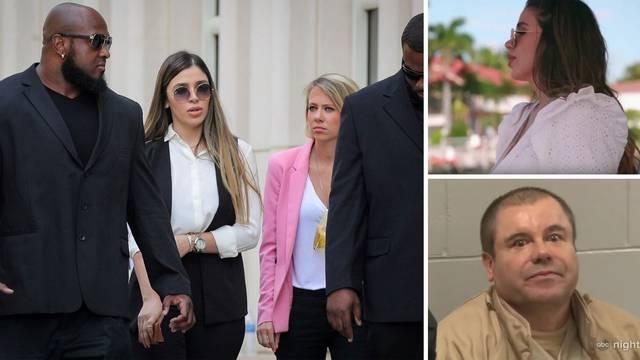 Dok El Chapo služi doživotnu kaznu, žena mu snima reality