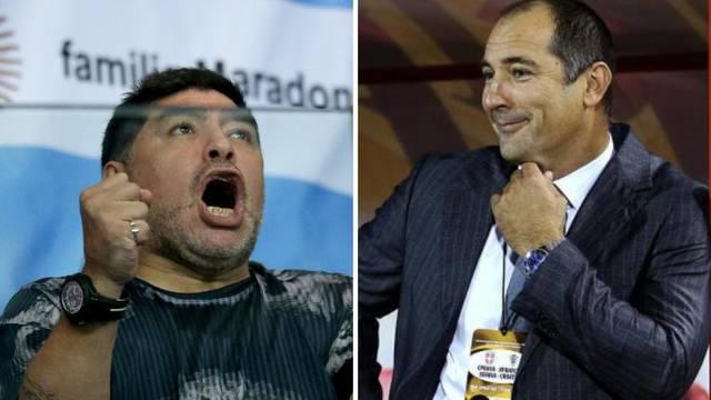 Štimac: Maradona mi nije zabio gol, a morao je van s terena kad smo se sudarili na utakmici...