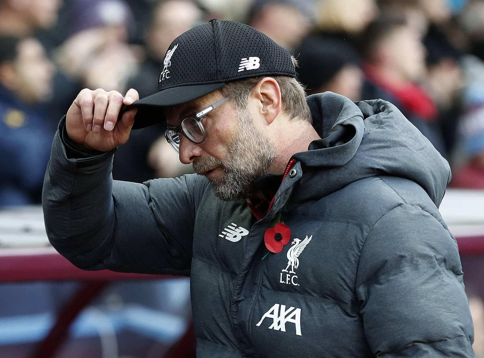 Aston Villa v Liverpool - Premier League - Villa Park