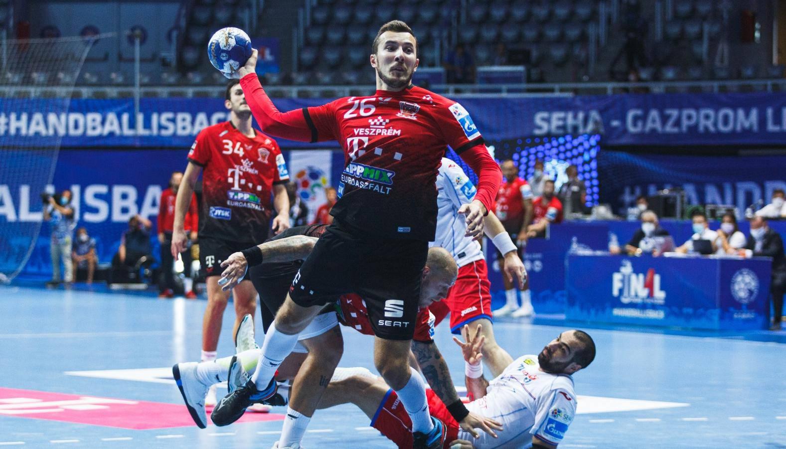 Zadar: Polufinalna utakmica Final 4 SEHA Lige Telekom Veszprem - Meshkov Brest