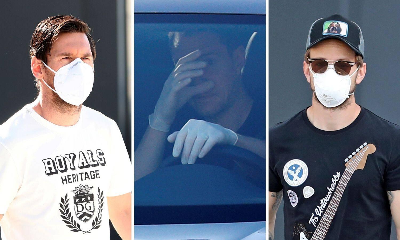 Netko nije pazio: Pet slučajeva zaraze u 1. i 2. španjolskoj ligi