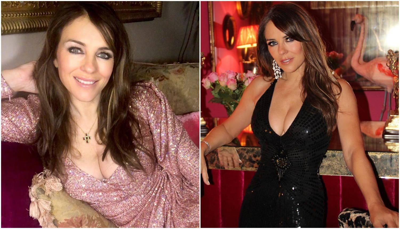Liz istaknula obline: 'Stanem u haljinu od prije 15 godina...'