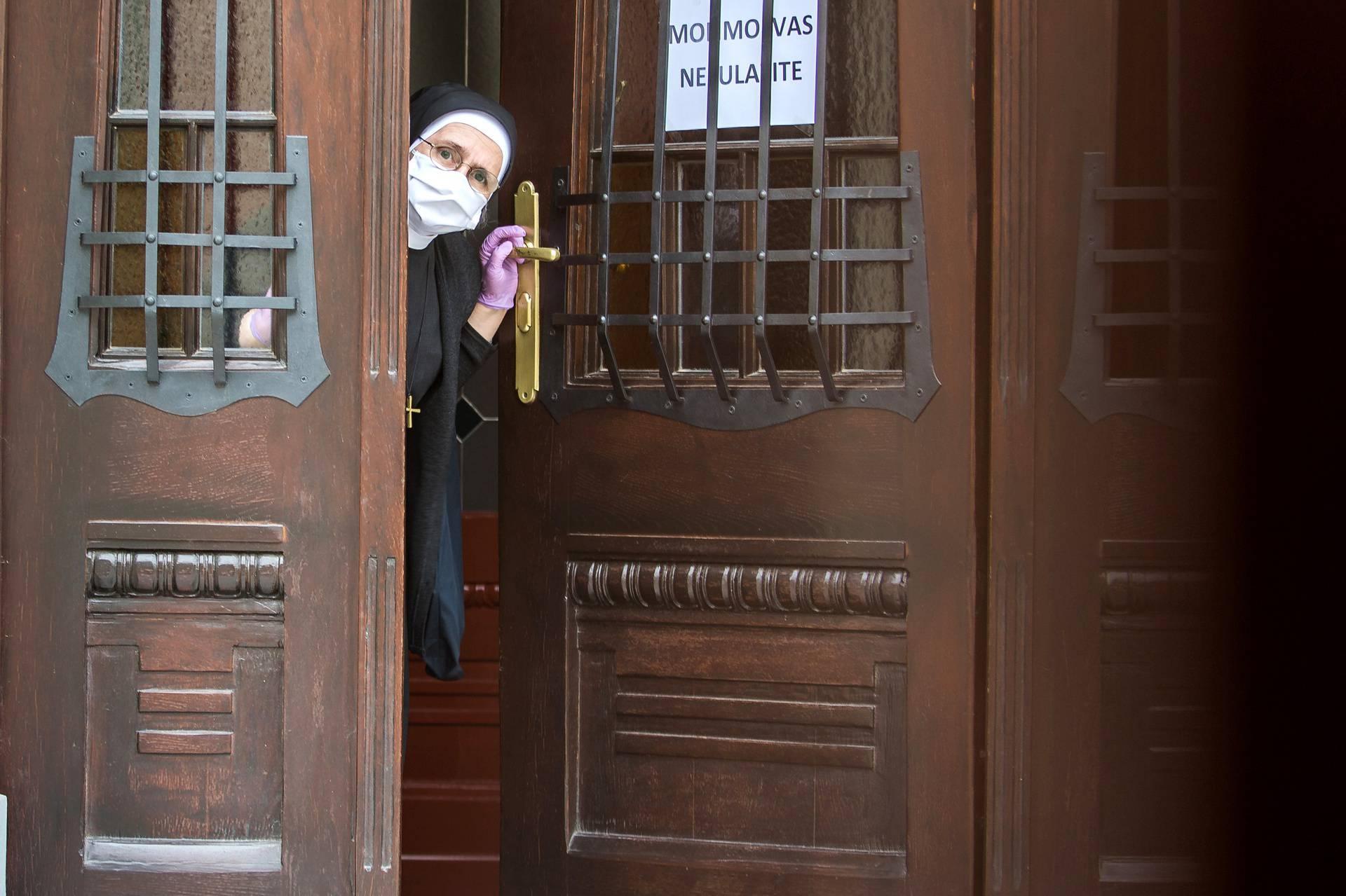 Korona stigla u samostan nakon posjeta časnih s Kosova: 'Svega smo se čuvale, ali nije pomoglo'