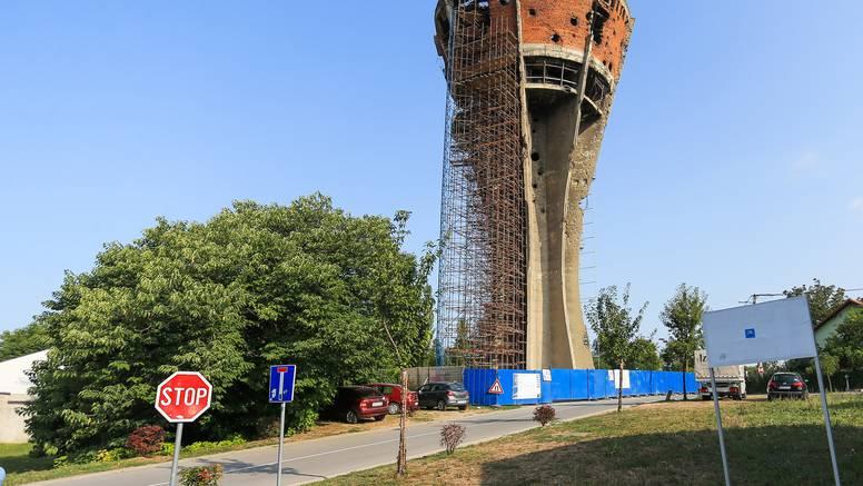 'Obnova Vodotornja kasni zbog stanja operative i grešaka'