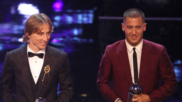 The Best FIFA Football Awards 2018 - Royal Festival Hall