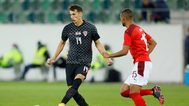 International Friendly - Switzerland v Croatia