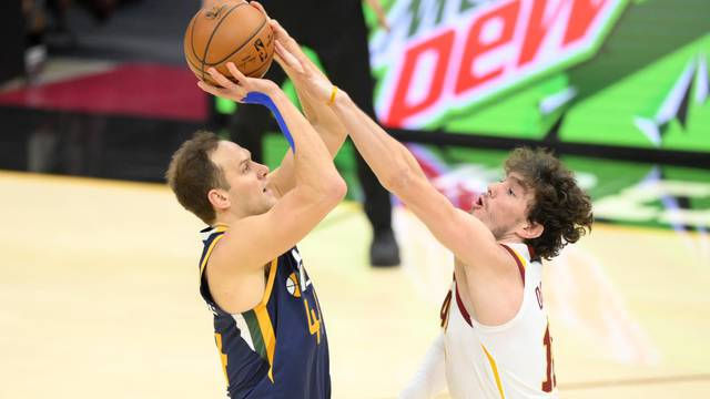 NBA: Utah Jazz at Cleveland Cavaliers