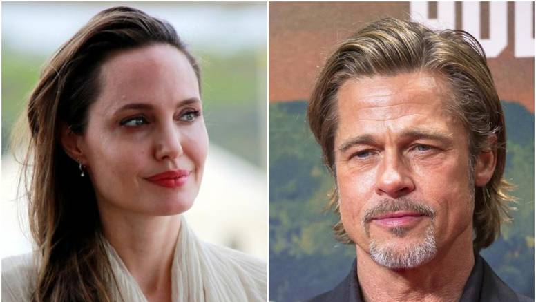 Angelina bijesna na Brada: 'Ne želi djecu blizu Kim i Kanyea'