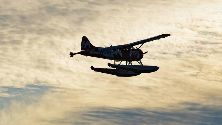 Aljaska: Šestero poginulih u padu turističkog hidroaviona