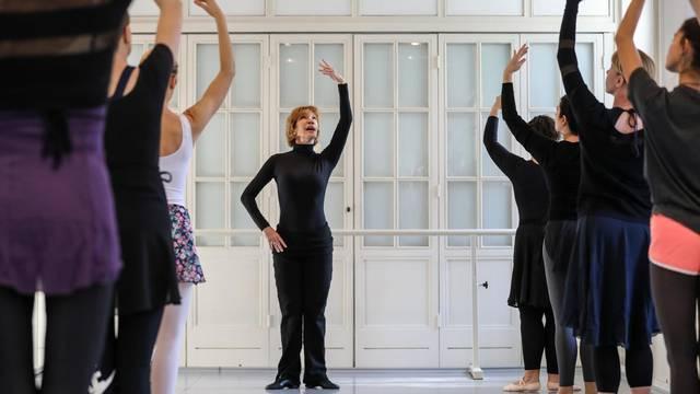 'Upisala sam balet nakon što ga nisam plesala 30 godina'