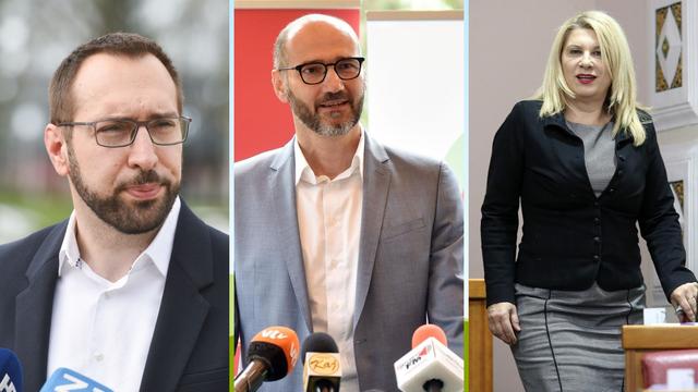 Kandidati za Zagreb osudili su napad na Mostovu volonterku