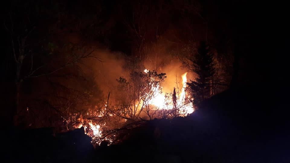 Na Hvaru su brzo lokalizirana dva požara, sinoć buknuo treći