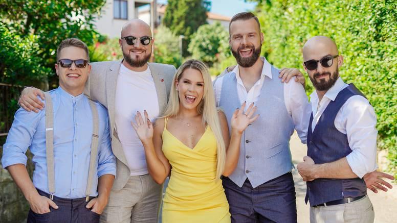 Nika Zorjan 'zapalila' regiju novim hitom koji pjeva sa zgodnim Slovencima