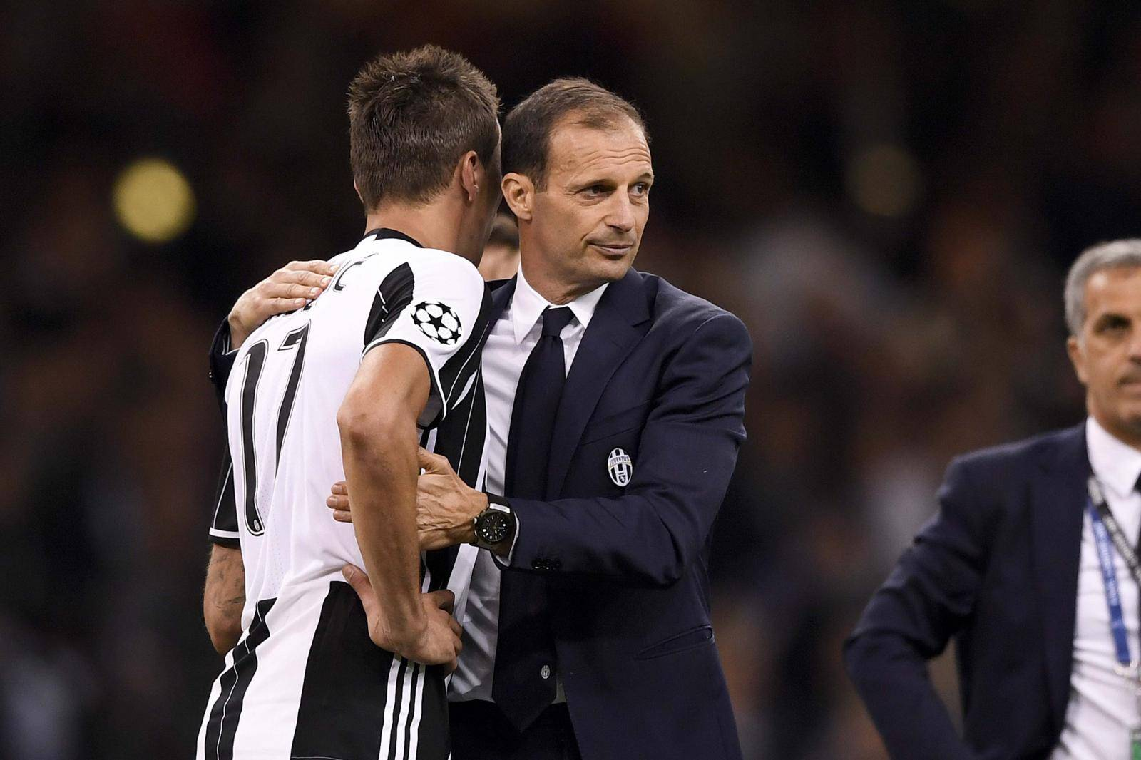 ENG, UEFA CL, Juventus Turin vs Real Madrid
