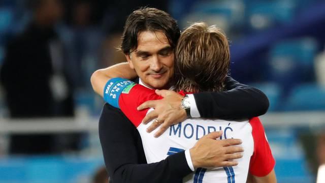World Cup - Group D - Croatia vs Nigeria