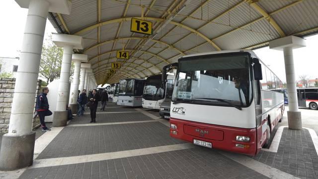 Zadar: Nakon drugog odbijanja povečanja plaća vozači Liburnije u štrajku