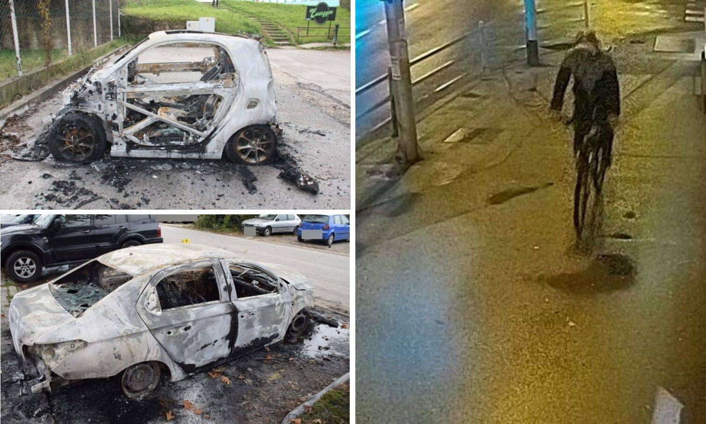 Piroman koji je zapalio 22 auta sin je zagrebačke zubarice