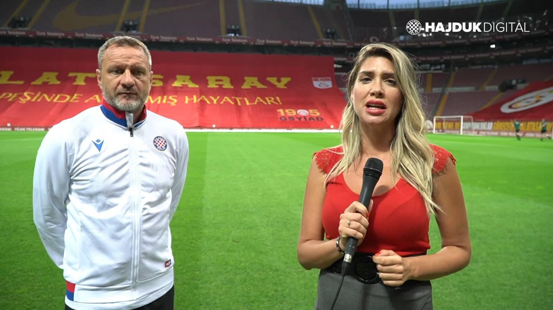 Vukas: Vidjeli smo i loše strane Galatasaraya. Povratak na ovo mjesto budi mi posebne emocije
