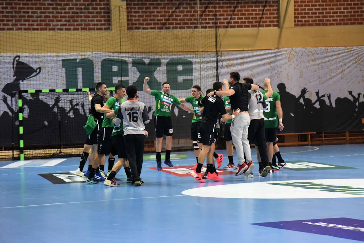 Velika pobjeda Nexea! Bez četiri zaražena igrača osvojili Švedsku