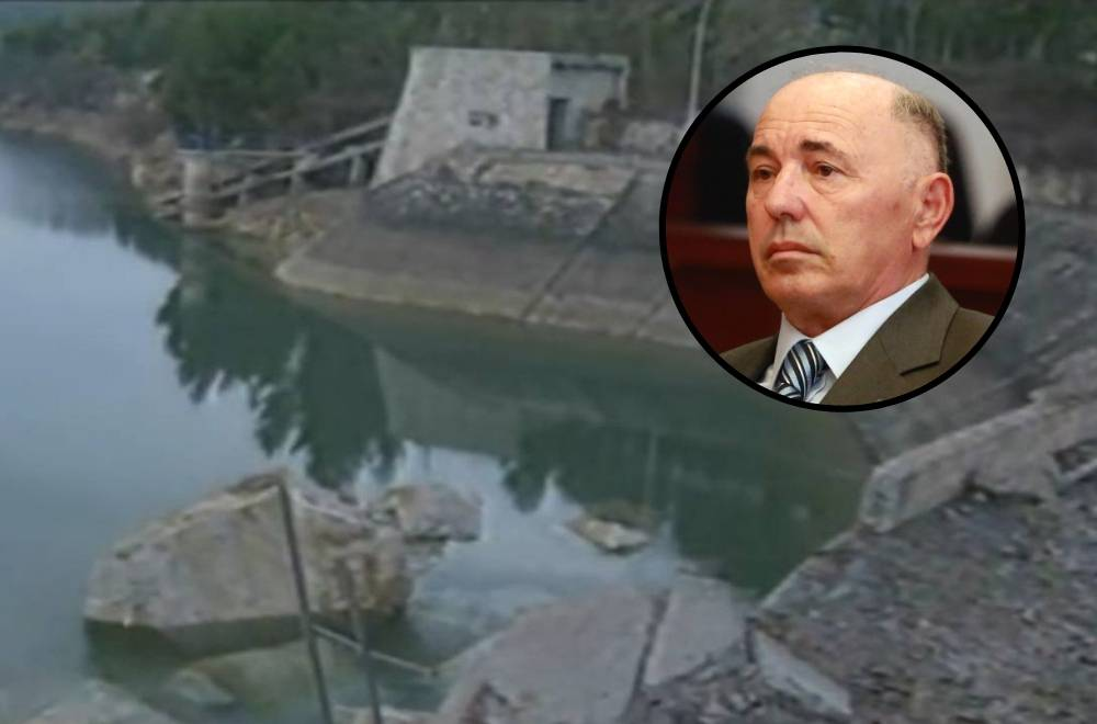 Zapovjedio je rušenje Peruće: Đukić dobio 9 godina zatvora