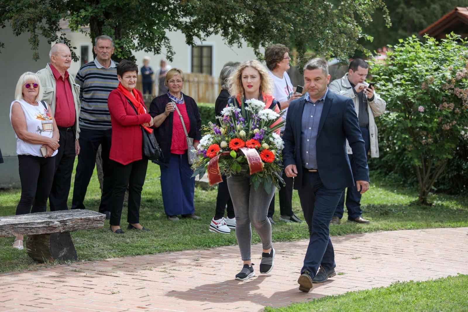 Kumrovec: Udruge i Općina su obilježili 'Dan radosti-mladosti'