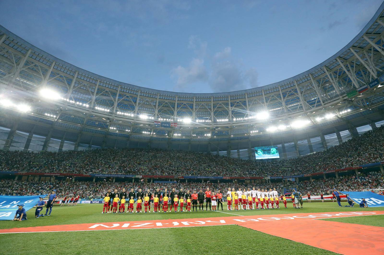 Nižnji Novgorod: Hrvatska i Danska u osmini finala na Svjetskom prvenstvu