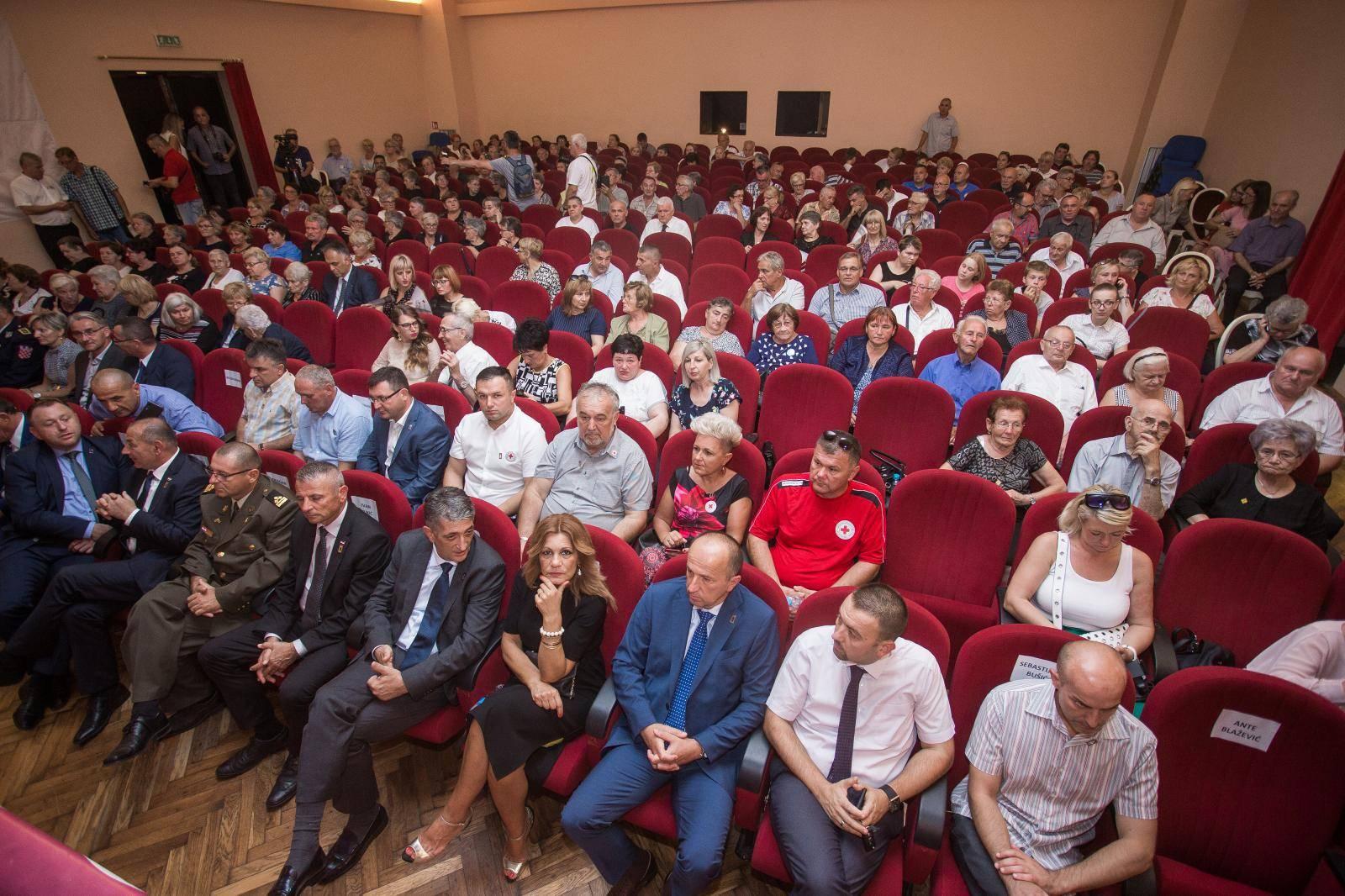 Obilježavanje Međunarodnog dana nestalih osoba u Vinkovcima