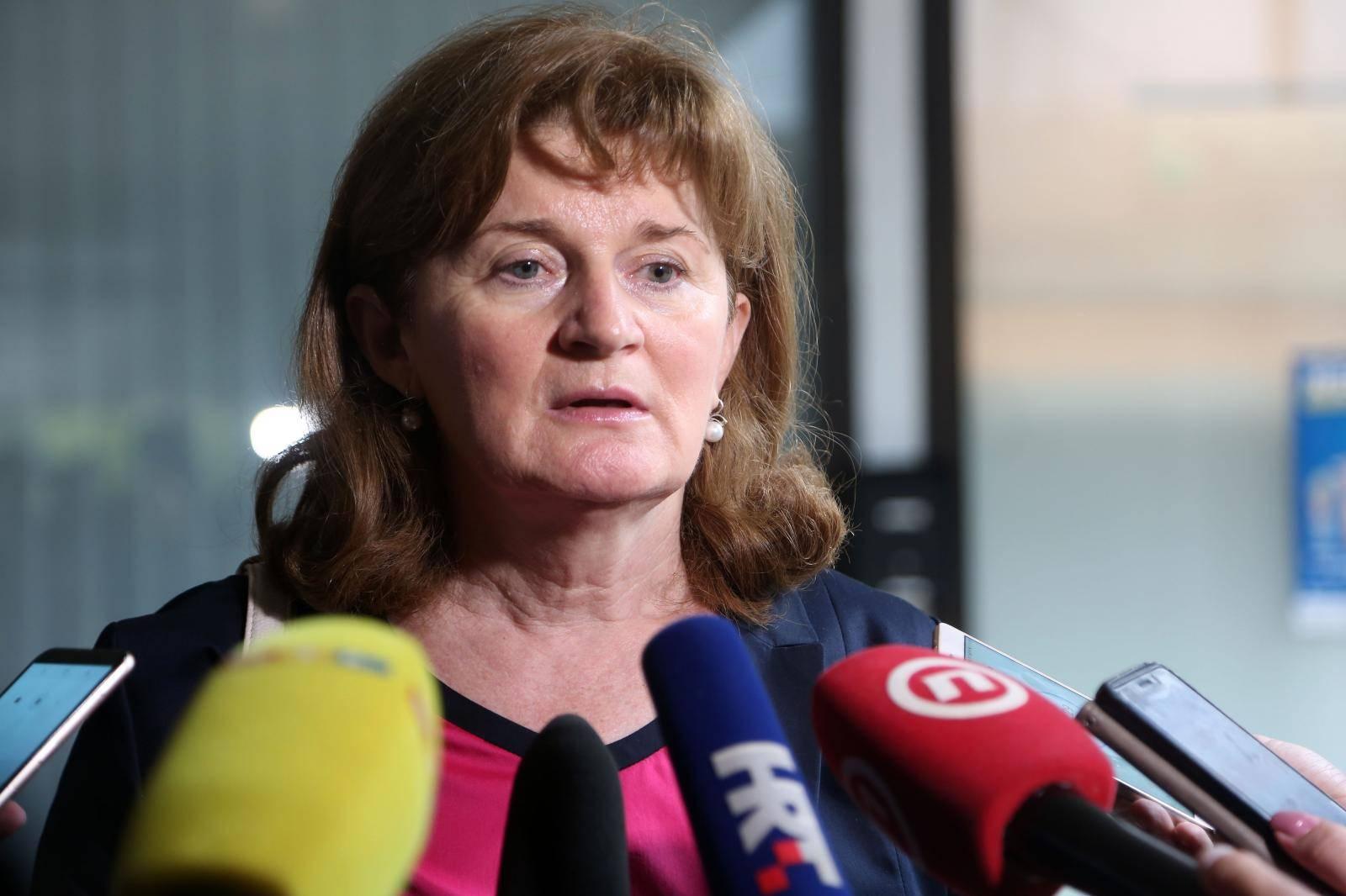 Zagreb: Izjave predstavnika sindikata nakon sastanka s ministrom Kujundžićem