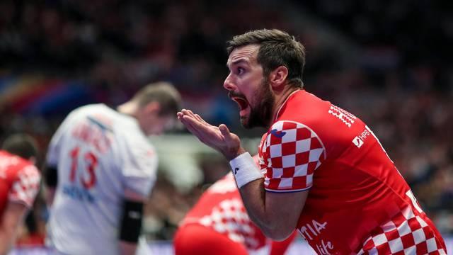 Beč: Hrvatska i Španjolska susreli se u posljednjem kolu drugog kruga Europskog prvenstva