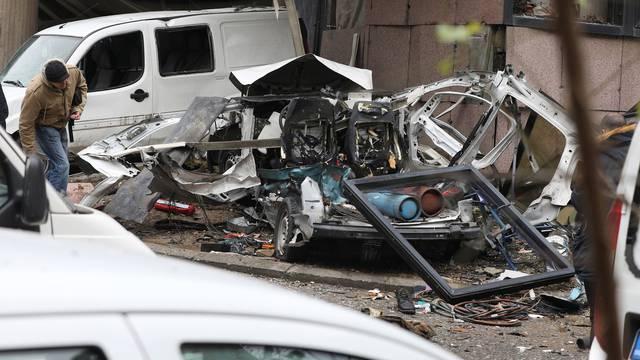 Jedna osoba poginula, a dvije ozlijeđene u eksploziji u centru Beograda