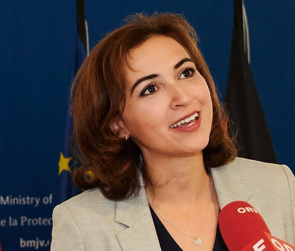 Meeting of Justice Ministers Lambrecht and Zadic
