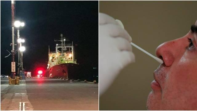 Misterij zaraze 57 argentinskih mornara: Bili 35 dana na moru, a prije plovibe svi negativni!