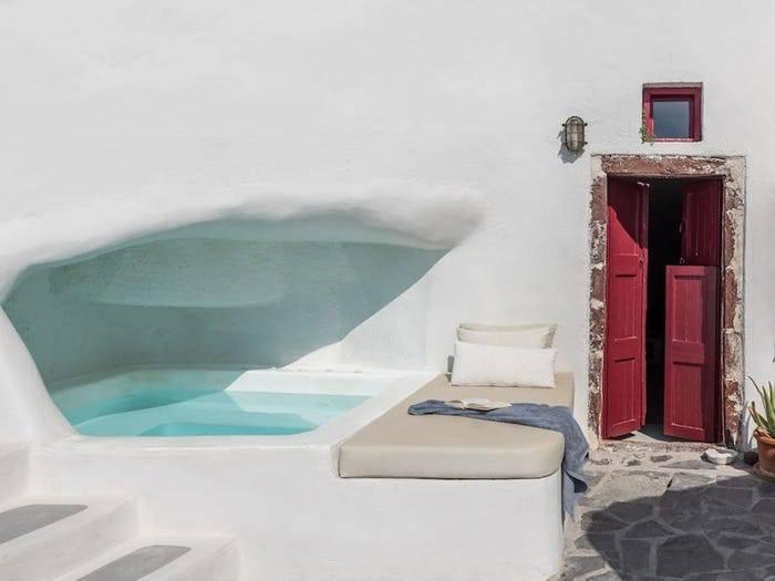 Odmor iz snova: U pećini sjedite u jacuzziju i uživate u pogledu