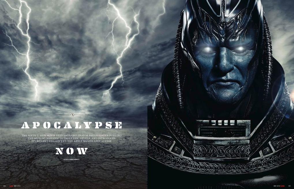 Novi posteri dali su nam super prikaz zlih Jahača apokalipse