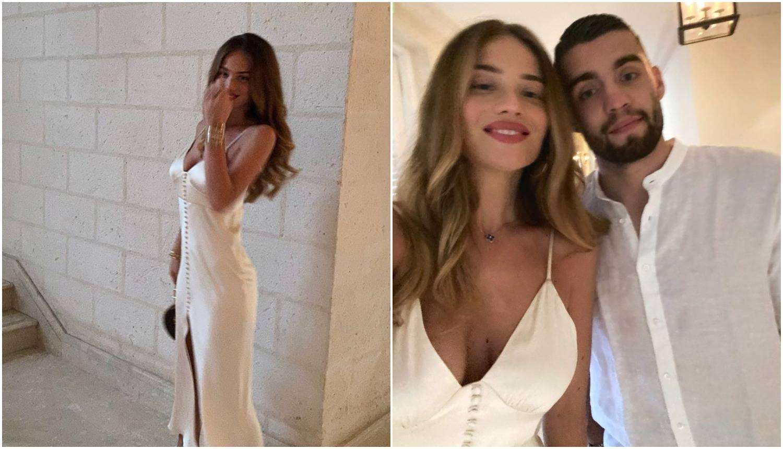 Izabel Kovačić objavila fotku s Mateom, 'izbacila' je dekolte...