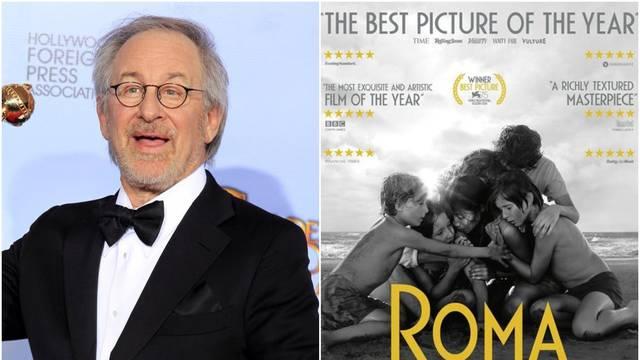 Spielberg protiv TV-a: Ne želi Netflix i Amazon na Oscarima