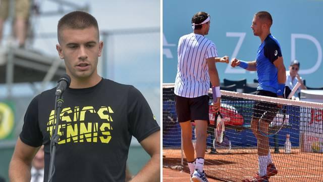 Tri tenisača pozitivna na virus, među njima je i Borna Ćorić!