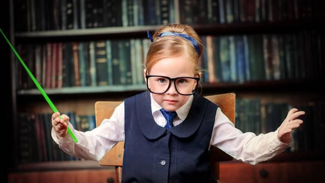 Prihvatljive su: Dijete učite da se pogreške događaju svima