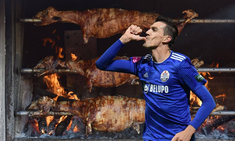 Ivan Krstanović zabio 100. gol u HNL-u! 'Jedno janje će biti malo, morat ću ispeći pet janjaca...'