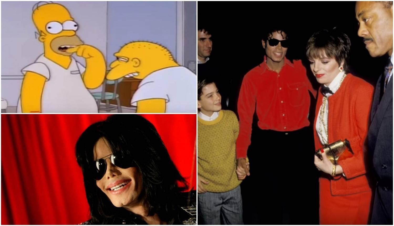 Povlači se epizoda Simpsona u kojoj je Jackson posudio glas...
