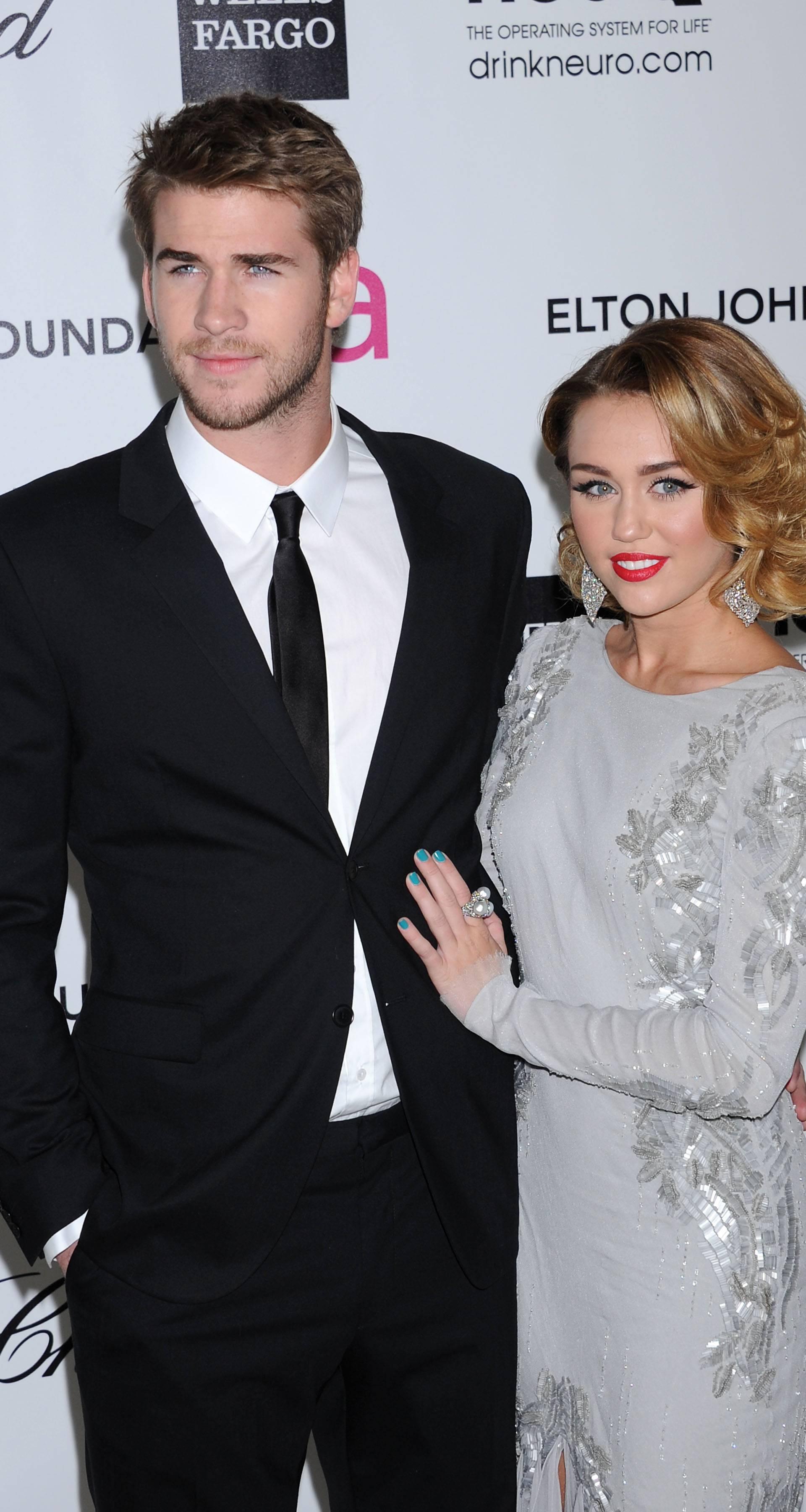 Liam i Miley bi se vjenčali, a ne slažu se kako će dijeliti novac