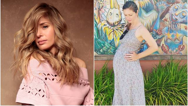 Leona Paraminski je pokazala trudnički trbuh: 'Još samo malo'