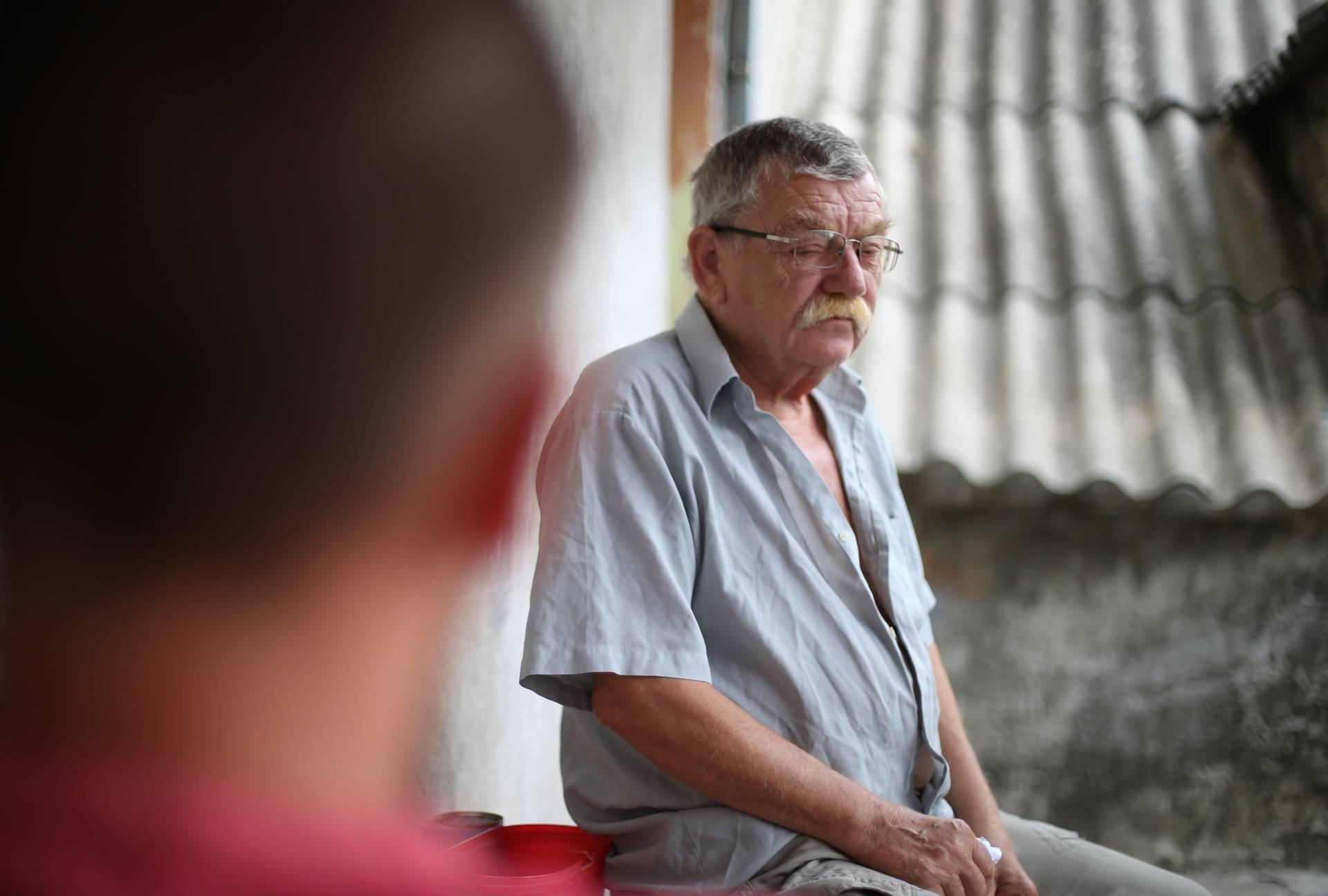 """""""Otac nasilnika mi se došao ispričati sav u suzama. Prvi put ga vidim i hvala mu na tome"""""""