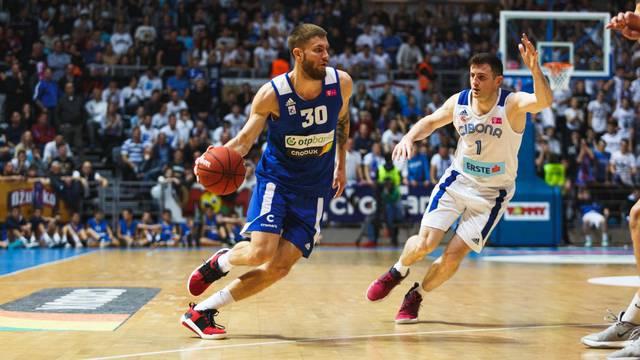 Zadar: KK Zadar i KK Cibona u finalu Kupa Krešimira Ćosića