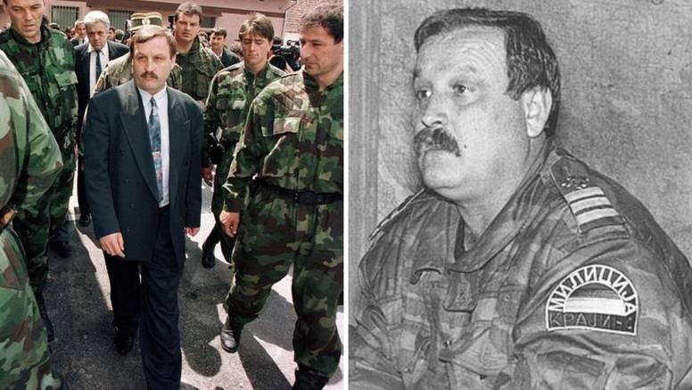 Martić pobjegao iz Knina, onda cmoljio da se brani Krajina: 'Tu okupaciju ne smijemo priznati'
