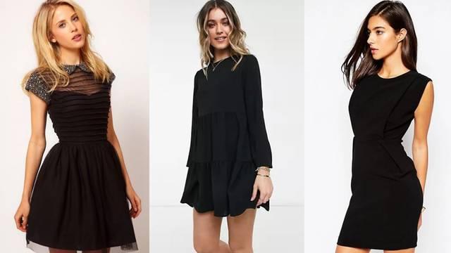 Raznolikost male crne haljine: Od dnevne do večernje kreacije