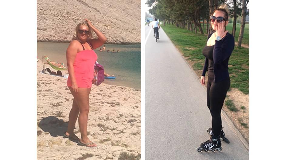 U jednom danu je donijela odluku i za 4 mjeseca skinula 20 kg