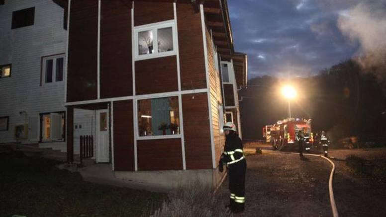 Požar u staračkom domu u Andraševcu: Ima poginulih