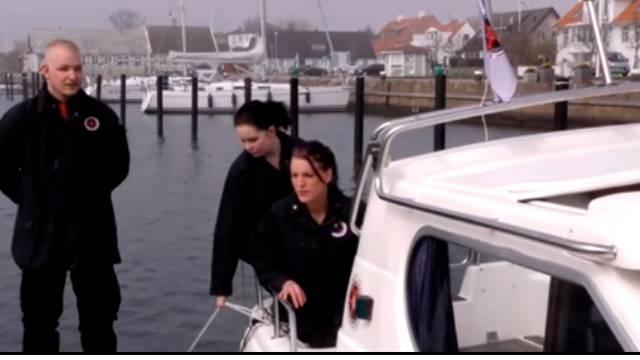Štite granice s mora: Švedski 'pirati' u lovu su na izbjeglice
